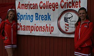 2011 American College Cricket Teams Confirming