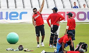 India Prepare For New Zealand ODI Series