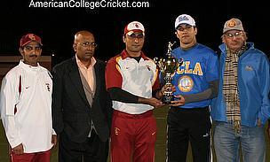 USC Trojans V UCLA Bruins....In Cricket