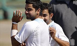 India's Main Men Prepare For Second ODI