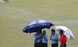 Bangladesh And Zimbabwe Frustrated By Rain