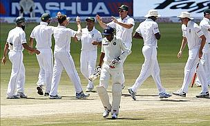 Tendulkar Stranded As South Africa Wrap Up Win