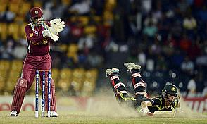 Sarwan And Ramdin In West Indian World Cup Squad