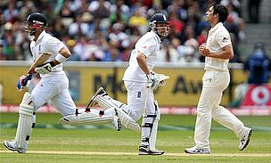 Trott, Pietersen And Prior Build England Huge Lead