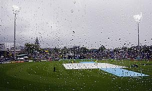 Opening New Zealand-Australia T20I Washed Out