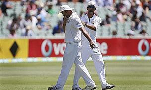 Kallis Holds Firm With 55th Test Half-Century
