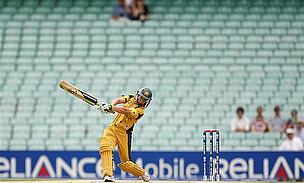 Australia Beat England In ODI Opener
