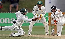 Pakistan Set 274 To Win Wellington Test Match