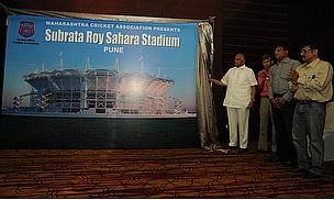 Pune Stadium Named 'Subrata Roy Sahara Stadium'