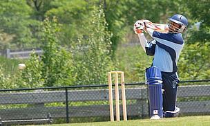 Patel Combines Cricket With Studies