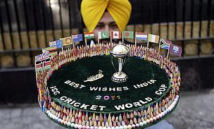 India Aim For Model Cricket World Cup Performance