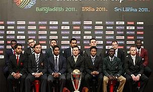 Cricket World Cup - Class Of 2011