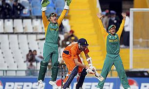 South Africa Hand Netherlands Crushing 231-Run Defeat