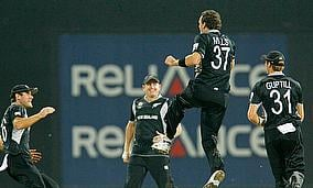 Cricket World® TV - World Cup 2011 Update - Taylor Sets Up New Zealand Win