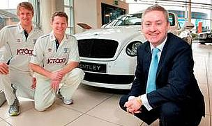 Yorkshire Reveal New Shirts For 2011 Season
