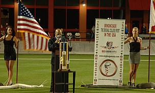 2011 American College Spring Break Championship Gets Underway