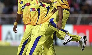 IPL 2011 - Chennai Super Kings Squad