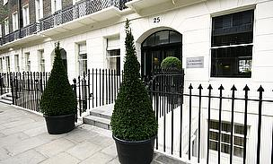 Grange Beauchamp is a luxurious hotel close to Covent Garden