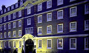 Grange Fitzrovia is a sophisticated hotel located in London's famous West End
