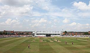 Northamptonshire Line Up India Match