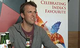 Cricket World TV - Graeme Swann Interview - In Association With Kingfisher