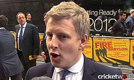 Fire In Babylon - Patrick Kielty - Cricket World TV