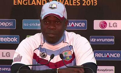 Coach Gibson Urges West Indies To Push For 2-0 Win