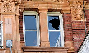 Prior Reprimanded For Breaking Lord's Window