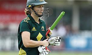 Australia Women Seal Rose Bowl Series