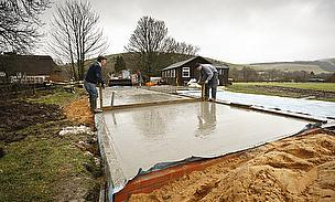 East Meon Gets New Pavilion After Fund-Raising Success