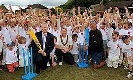 House Builder Stumps Up Sponsorship To Help Budding Cricketers