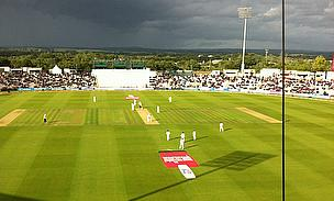 View From The Ground - The Rose Bowl, Day Three