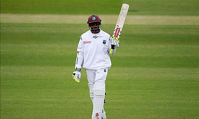Chanderpaul Denies India With Vital Century