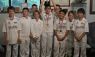 New Under 11 Cricket Champs Will Form Guard Of Honour