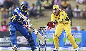 Tharanga And Malinga Dismantle Australia