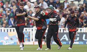 Leicestershire Claim Third T20 Title