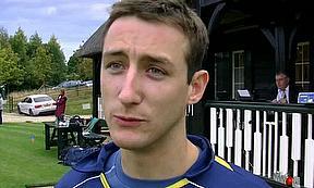 Cricket World TV - Josh Knappett Delighted With Unicorns Win