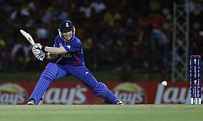 Shoulder Injury Sidelines Eoin Morgan