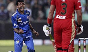 Blues Beat Indians In Chennai