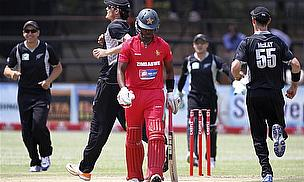 Debutants Shine As New Zealand Beat Zimbabwe