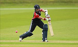 Brindle And Greenway Set Up England Victory