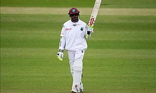 Chanderpaul Century Frustrates India's Spinners