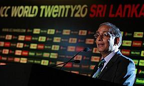 Lorgat To Stand Down As ICC CEO In 2012