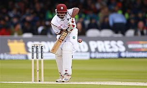 West Indies Batsmen Prosper On Opening Day