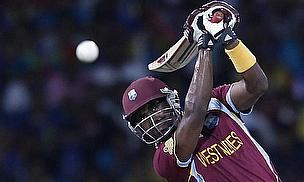Brilliant Bravo Century As West Indies Bat Long