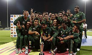Pakistan Hold Nerve To Beat Sri Lanka
