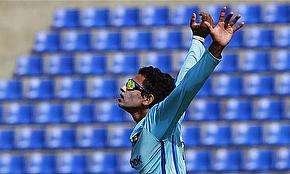 Sri Lanka Lose Lakmal To Ankle Injury