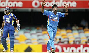 Vinay Kumar Replaces Aaron For Australia Tour