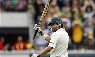 India and Australia Evenly Matched After Opening Day