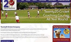 Twenty20 Cricket Company Ready For Cricket Resource Show